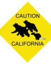 Caution California