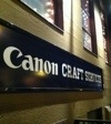 Canon Craft Services Event