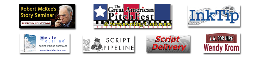 Sponsors Screenplay Contest ScreenplayFest.com